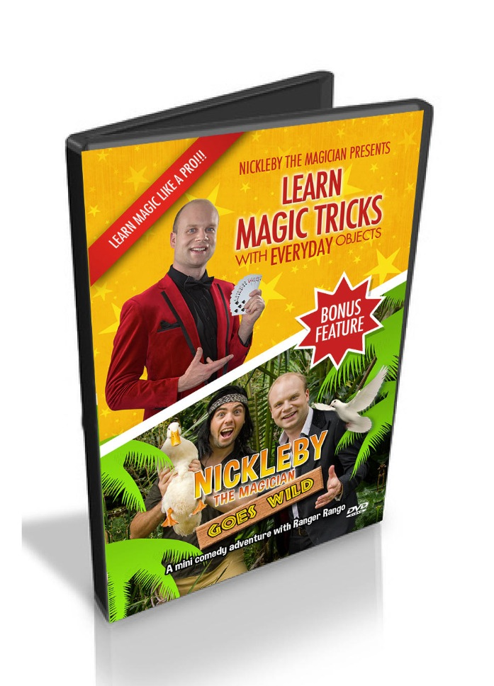 Learn Magic with Nickleby