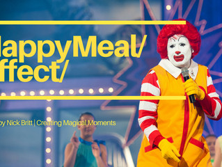The Happy Meal Effect |  creating unique customer experiences.