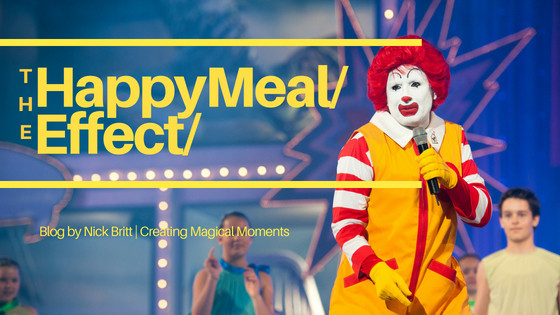 The Happy Meal Effect | Creating Unique Customer Experiences