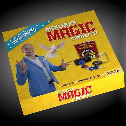 Nickleby's Beginners Magic Kit