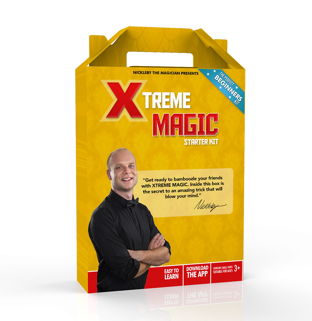 Free Magic Gift at Magic Workshop