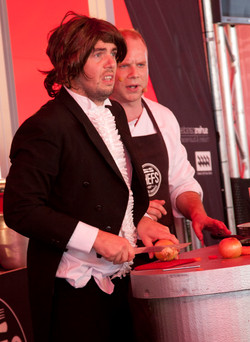 Food Festival entertainment