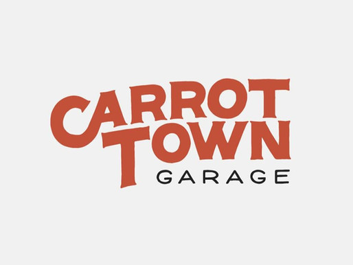 Branding & website project by Signpost Media for Carrot Town Garage