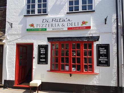 Di Rita's Pizzeria and Deli, St. Ives