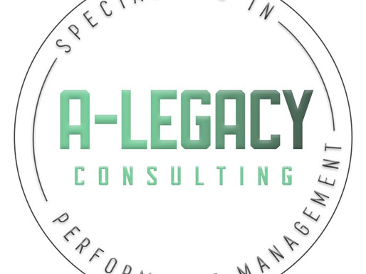 New website for A-Legacy Consulting