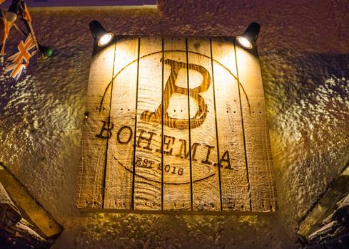 Bohemia Restaurant, St Neots