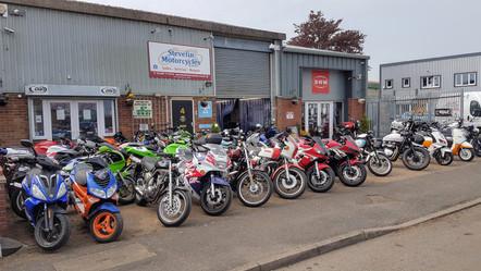 Stevelin Motorcycles, Ramsey