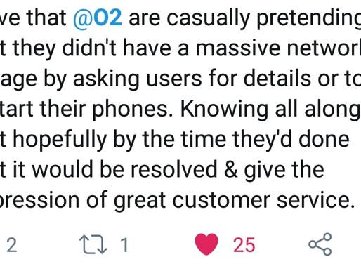 O2 show us how not use Social Media