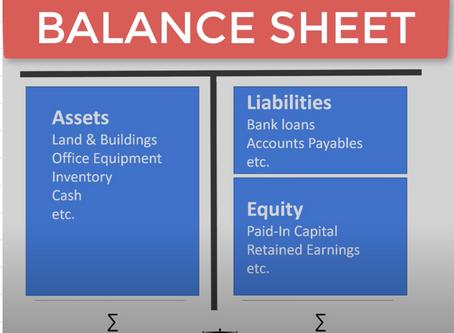 Odoo Accounting - Profit & Loss and Balance Sheet Report