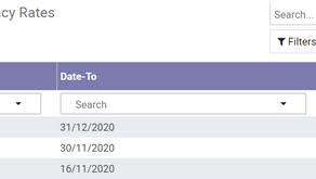 Handling Foreign Exchange Rate in Odoo Accounting