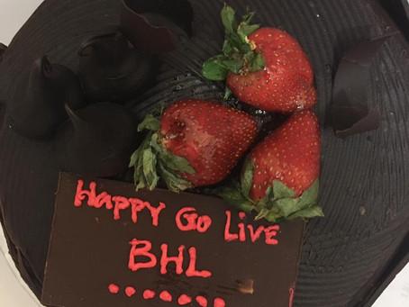 Celebrate GoExcel Logistics Go Live for BHL-Asia Sdn Bhd!