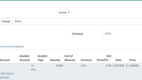 Odoo Accounting - Pay Customer CN or Vendor CN