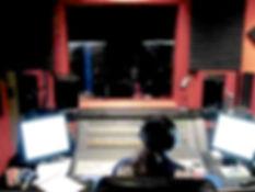 Bongo John Control Room Studio 313