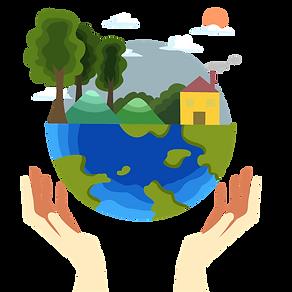 —Pngtree—world earth day cartoon earth_6
