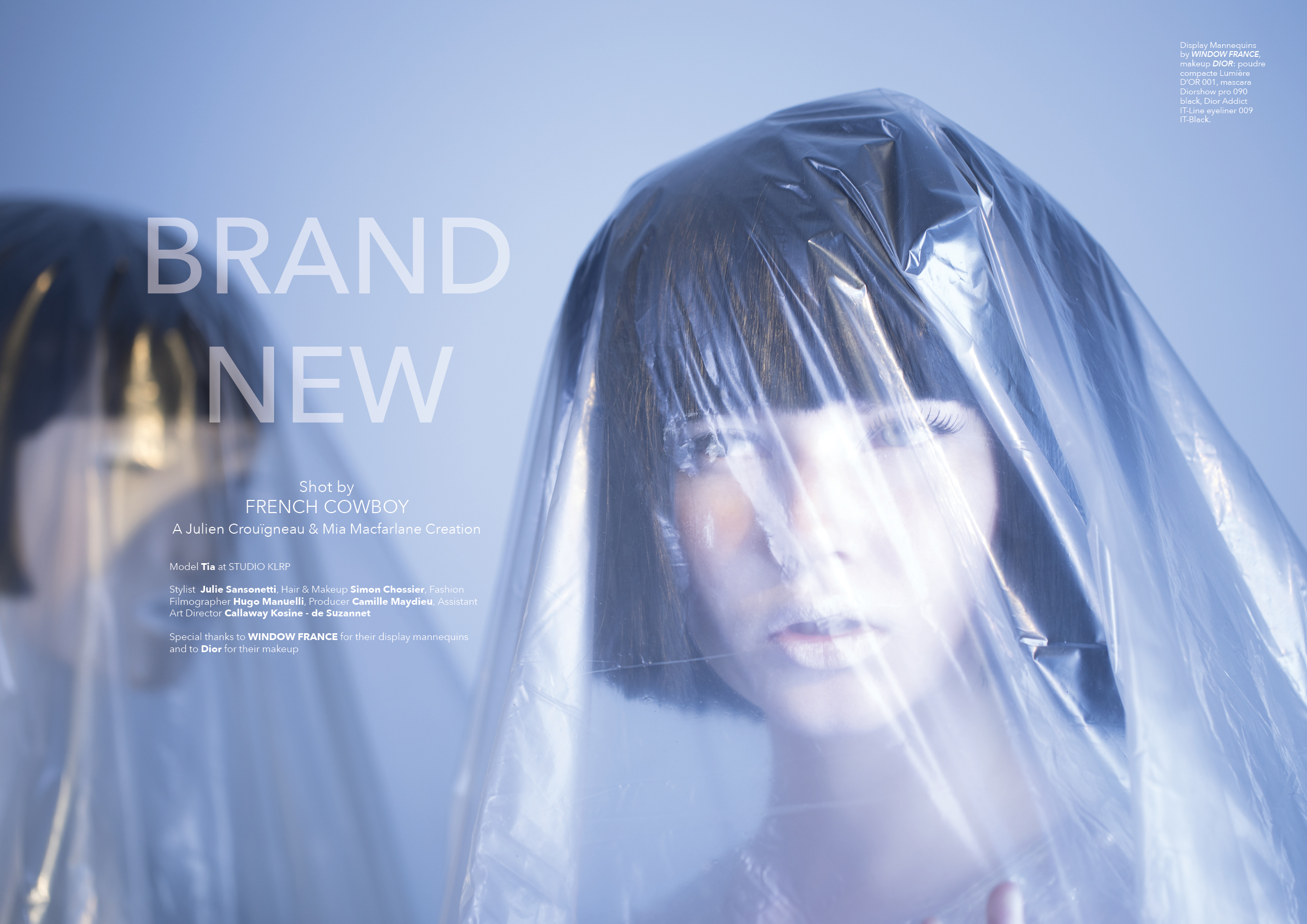 "IRK Magazine ""Brand New"""