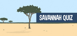 Quiz on Savannahs for kids