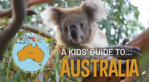 Kids Guide to Australia