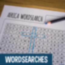 Activities for Kids - Wordsearch