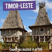 Fun Facts about Timor-Leste - Kaias Worldly Adventure