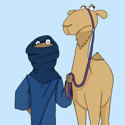 fun facts about the tuareg for kids