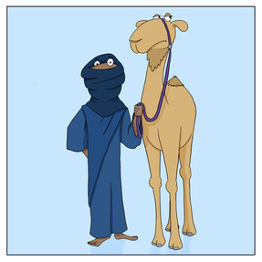 Fun facts about the Tuareg
