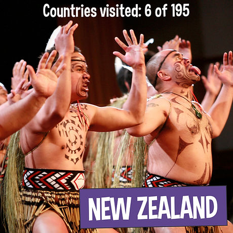 Fun Facts about New Zealand - Kaia's Worldly Adventure