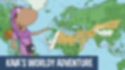 Kaia's worldly adventure