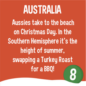 Australia - Christmas around the world