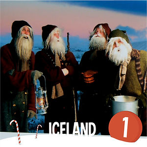 Iceland Yule Lads - Christmas around the world