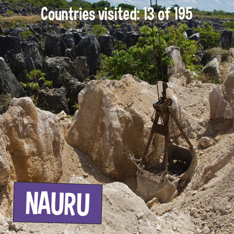 Fun Facts about Nauru - Kaia's Worldly A