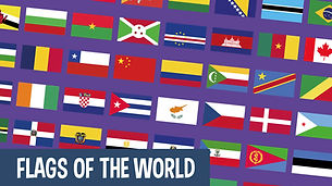 Learn about flags of the world