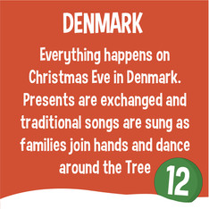 Denmark - Christmas around the world