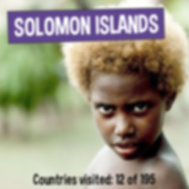 Blonde Melanesian - Fun Facts about Solomon Islands - Kaia's Worldly Adventure