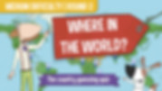 Where In The World Quiz for kids _ Mediu