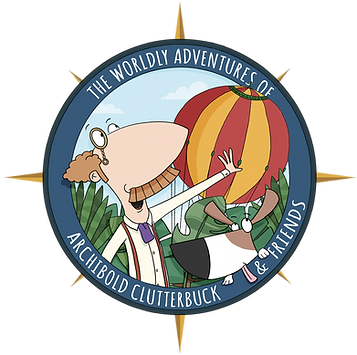 The Worldly Adventures of Archibold Clutterbuck logo