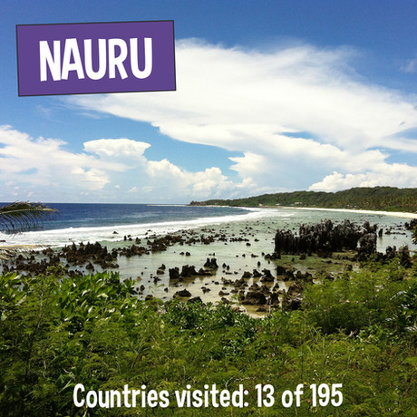 Fun Facts about Nauru - Kaia's Worldly Adventure