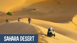 fun facts sahara desert