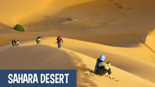 fun facts sahara desert