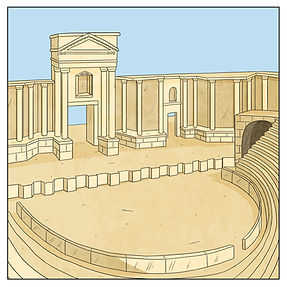 Fun Facts about Palmyra, Syria