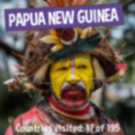 Goroka Festival - Papua New Guinea