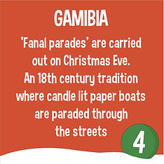 Fanal Parades - Christmas around the world
