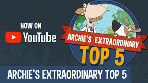 Archie's Extraordinary Top 5
