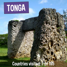 Fun Facts about Tonga- Kaias Worldly Adventure