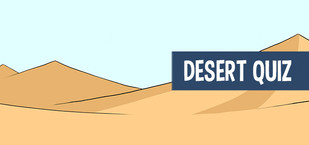 Quiz on Deserts for kids