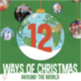 12 Ways of Christmas Around the World
