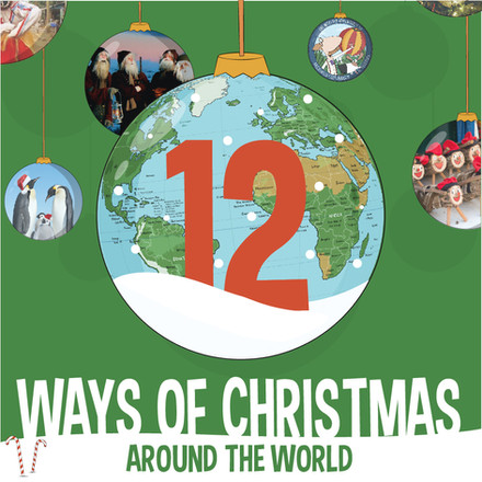 12 Ways of Christmas Around the World