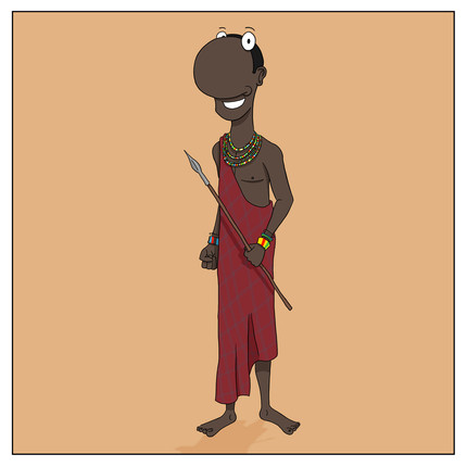 fun fact about the maasai for kid