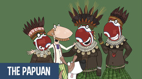 Learn about the Papuan - Indigenous People