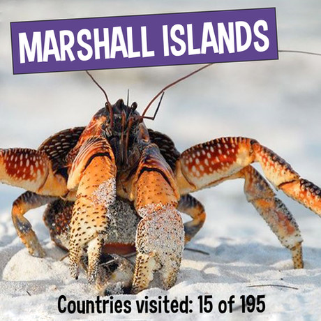 Fun Facts about the Marshall Islands
