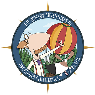 The Worldly Adventures of Archibold Clutterbuck & Friends logo